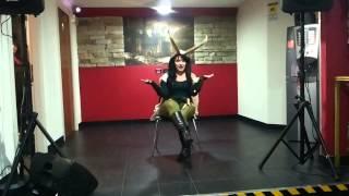 Lady Loki- Cosplay skit
