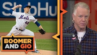 deGrom to Mets - SIGN ME NOW | Boomer and Gio