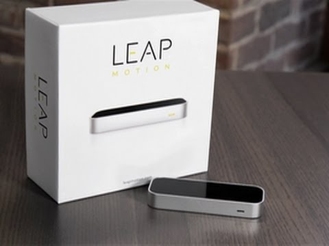 Leap Motion turns your computer into a motion-controlled future machine