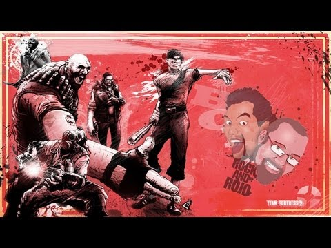 Tatusiowie - Team Fortress 2 - Rock & Rojo
