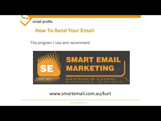 Email Marketing: How To Make Money With Email Without Spamming Your Customers