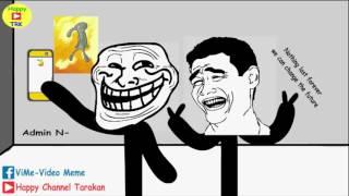 ViMe - ETA TERANGKANLAH tung tang tung (Troll selfie)