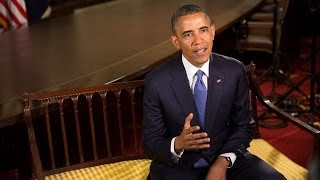 (Weekly Address) The President Wishes America's Dads a Happy Father's Day  6/14/14