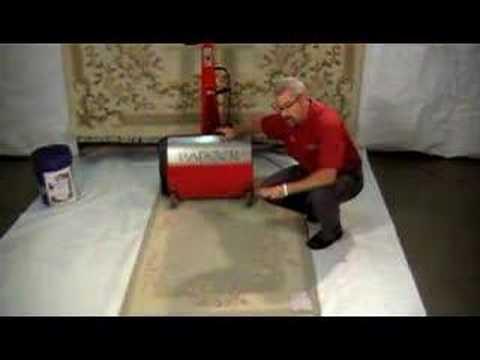carpet puller machine