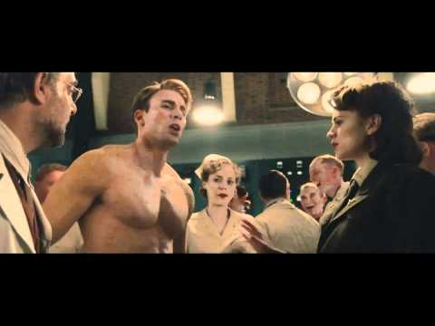 'Captain America: The First Avenger' Super Bowl Spot 2011 [HD]