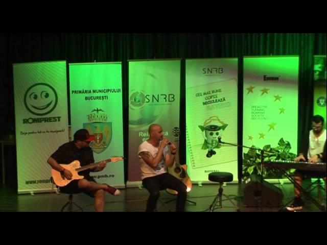 Voltaj - Concert unplugged la Gala Baterel 2014
