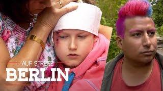 Drogenbunker Golfplatz: Jens (7) entlarvt Dealer | Auf Streife - Berlin | SAT.1 TV