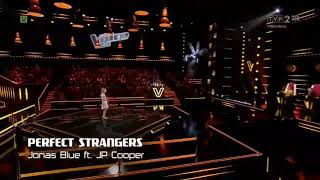 "Hanna Lasota-,,Perfect Strangers"" Sing Off The Voice Kids"