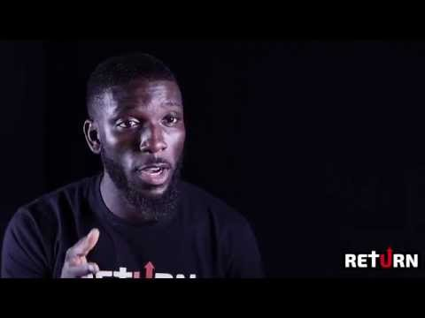 Kwaku Obeng shares experience of the Return Conference Berlin