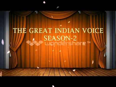 THE GREAT INDIAN VOICE, SEASON 2, COMING SOON