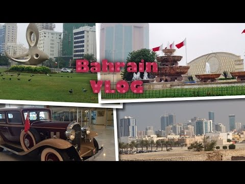 TRAVEL VLOG - BAHRAIN PART - 1 Manama City Tour/ Bahrain National Museum  (EPISODE 15)