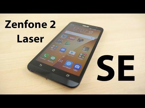 รีวิว Asus Zenfone 2 Laser SE พิเศษสุดเฉพาะเมืองไทยเลยนะ