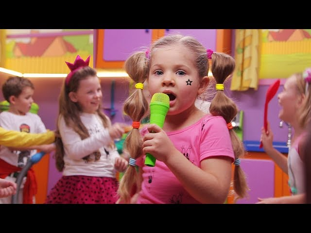 Diana - LIKE IT - Kids Song Official Video