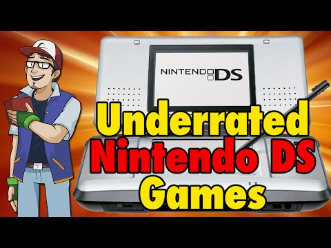 10 Underrated Nintendo DS Games