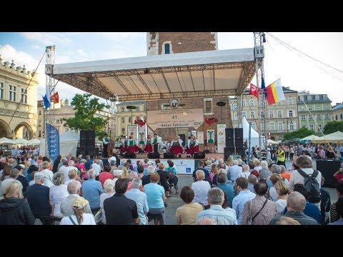 Promocja Gminy Sędziszów Na 41. Międzynarodowych Targach Sztuki Ludowej W Krakowie