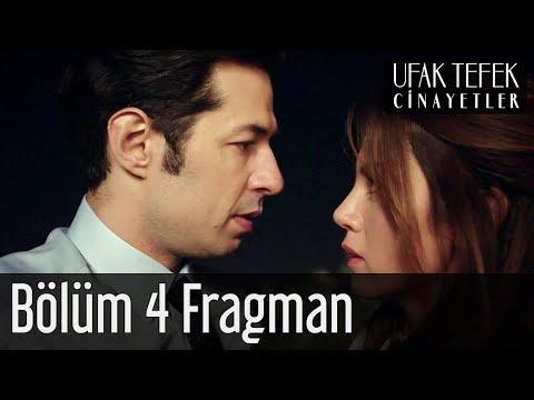 Ufak Tefek Cinayetler 4. Bölüm Fragman