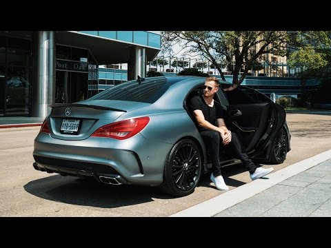 The Affordable AMG - CLA45