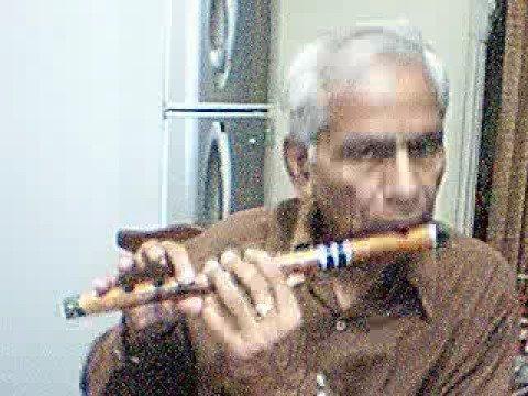 Sahib Bibi Aur Ghulam- Na jao saiyan Flute D K Sharma