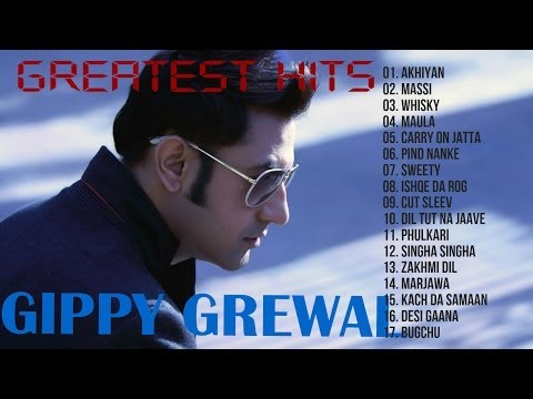 Gippy Grewal Greatest Hits Jukebox | Super Hit Punjabi Songs