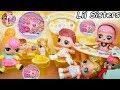 Fake LOL Surprise Dolls Dress Up LQL Lil Sisters Fizz Shell Water DIY Confetti Pop Num Noms mp3