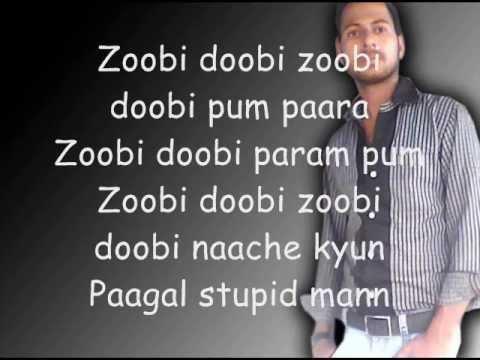 Zoobi Doobi Karaoke
