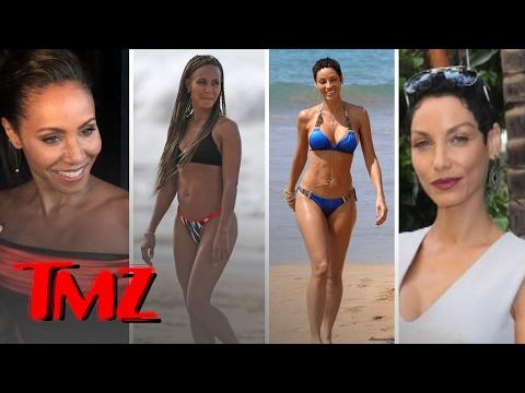 Jada Pinkett Smith Vs. Nicole Murphy: Who'd You Rather?