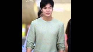 Lee Min Ho Travel - Song For You Album