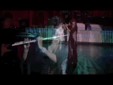 Libertango TANGO Astor Piazzolla with Viviana Guzman, flute
