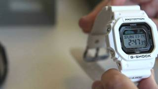 GLX-5600-7DR Casio G-Shock G-Lide Review & Unboxing