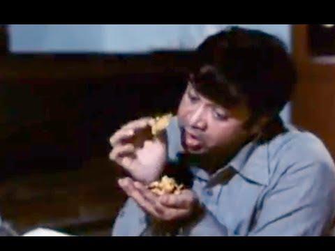 Deven Verma eats drugged Pakoras - Super Funny Scene - Angoor
