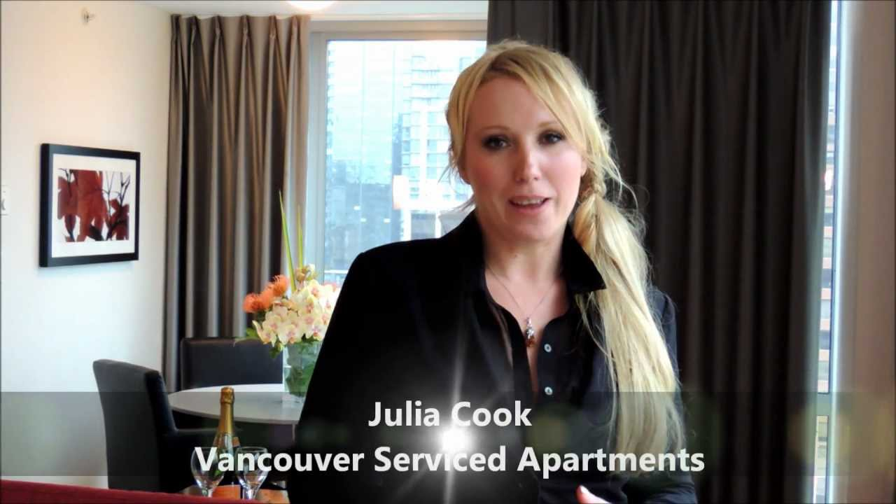 Julia cook the apartment matchmaker vancouver serviced for Apartment matchmaker