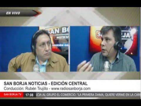 Audio 'Brasil' en Radio San Borja 14/09/2015