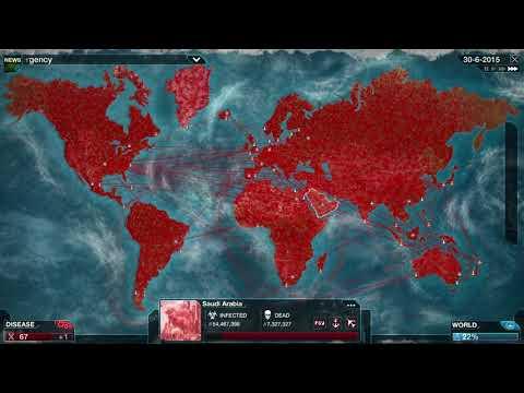 Plague Inc. Evolved: Virus Normal Walkthrough