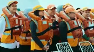 Safety training- Apollo Cruise