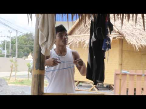 A day in The Life Muay Thai & MMA - Robert Lek