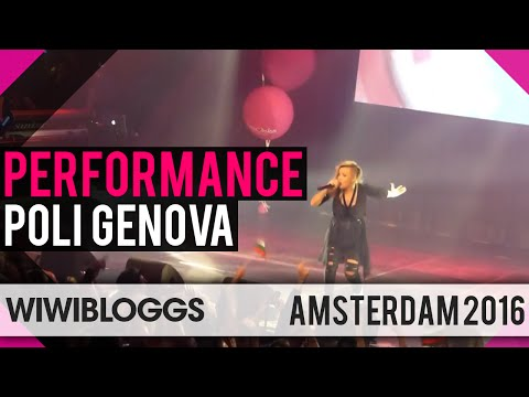 """Poli Genova Bulgaria 2016 """"If Love Was a Crime"""" LIVE at Eurovision in Concert 