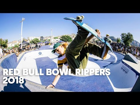 Skate Sessions at Prado Bowl with Alex Sorgente & Co. | Red Bull Bowl Rippers 2018