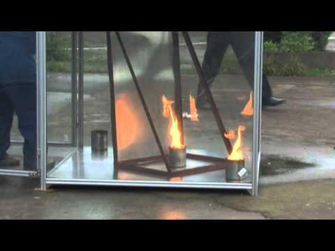 Jiangxi Tsinghua New S Type Aerosol Automatic Fire Extinguishing Devices .mpg