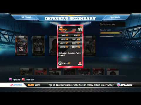 how to change ultimate team madden 13