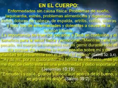 Consecuencia Del Pecado Pecado y Sus Consecuencias