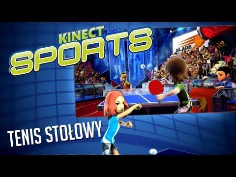 #1 Zagrajmy w Kinect Sport Tenis Stołowy Table Tenis PL