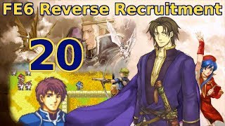 "Part 20: ""More Percefail"" - Let's Play FE6 Reverse Recruitment Chapter 11"