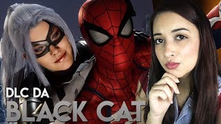 🔴 A BLACK CAT FINALMENTE APARECEU 🐈 - SPIDER-MAN: DLC O ASSALTO (PS4) (PT-BR)