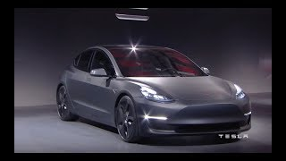 Tesla Model 3's body structure is a strategic blend of aluminum and ultra high-strength steel