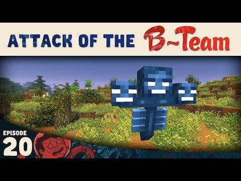 Minecraft :: I Kill Wither Now :: Attack of the B-Team E20