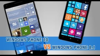 Что быстрее Windows 10 Mobile или Windows Phone 8.1?