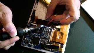Tablet bataryası, pili nasıl değişir?