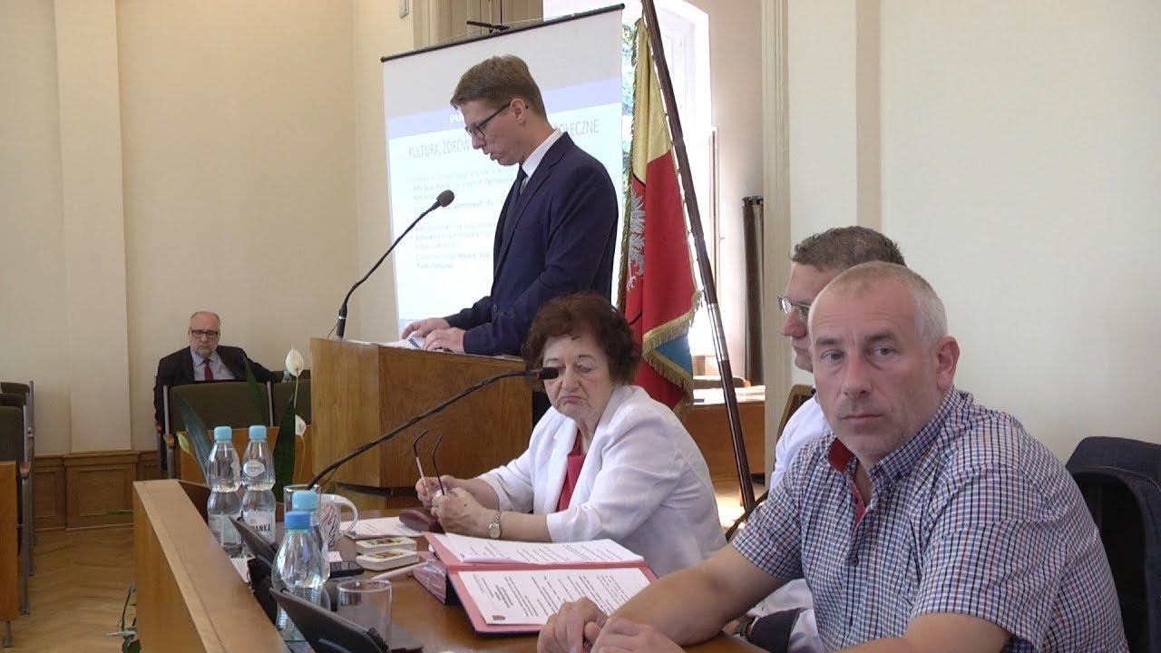 XVI sesja Rady Miejskiej, część I