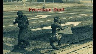 flexcreator vs xX-Stevie-Xx [Friendly Duel, GTA]