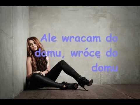 Miley Cyrus - Stay [tłumaczenie PL]